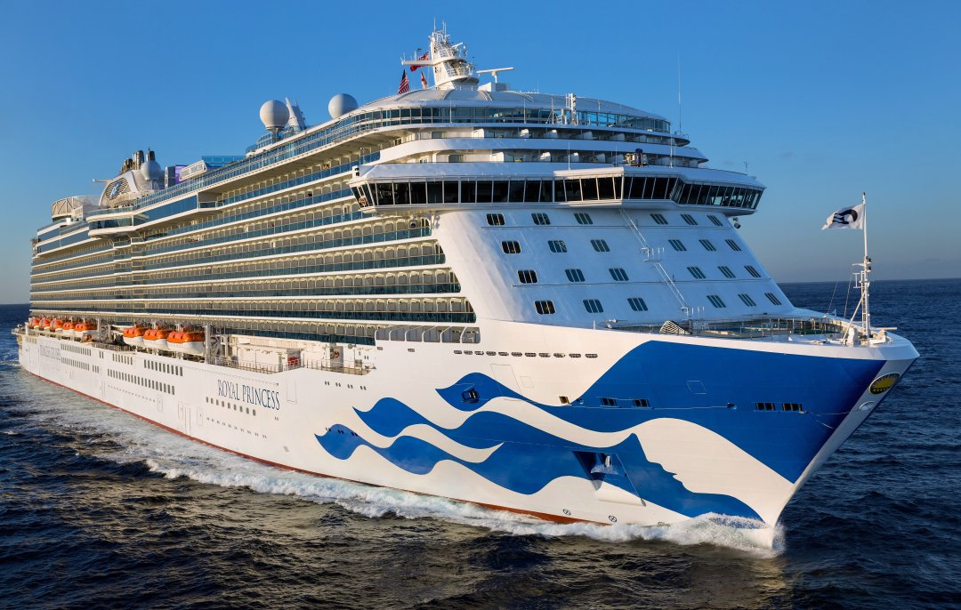 Royal Princess Mediterranean Cruise